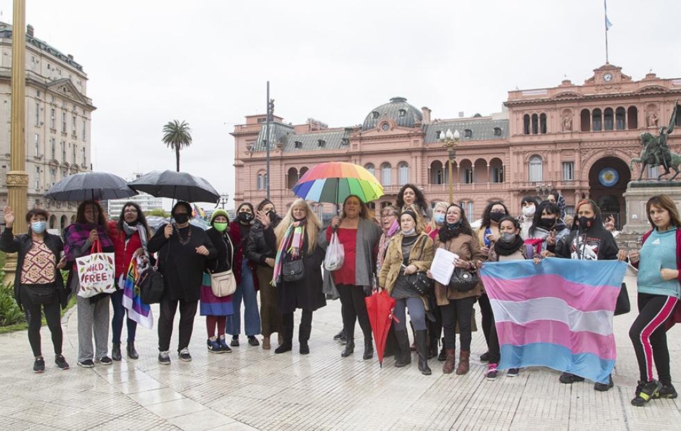 Travestis y trans solicitaron una indemnización por las violencias sufridas históricamente