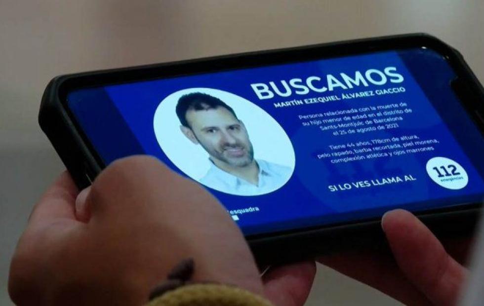Barcelona: encontraron el cuerpo del argentino que mató a su hijo de 2 años