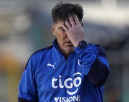 No va más: tras la goleada en La Paz, Berizzo dejó de ser el entrenador de Paraguay