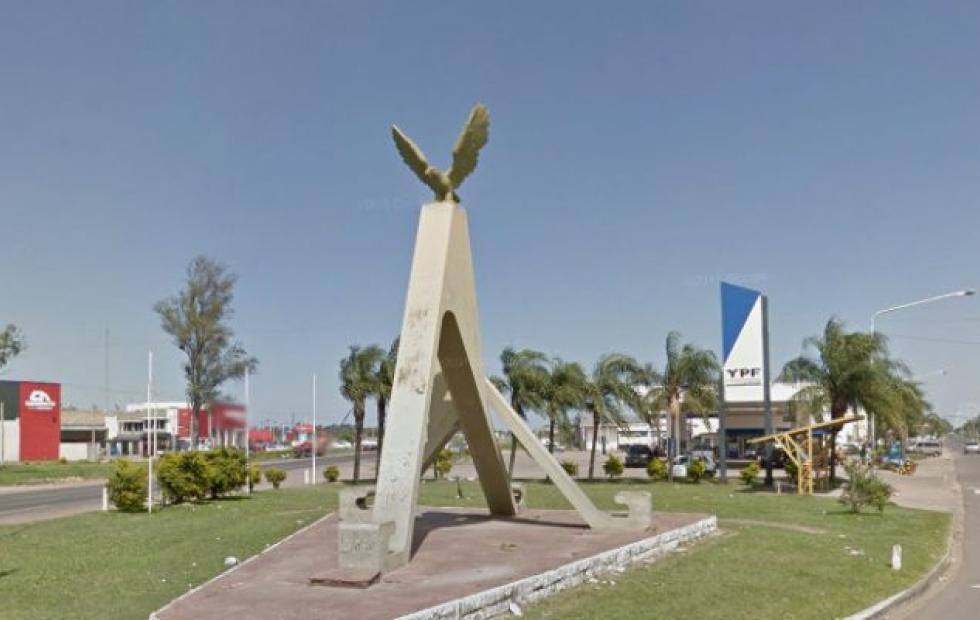 Corrientes: un ciclista murió arrollado por un auto en Ruta 12
