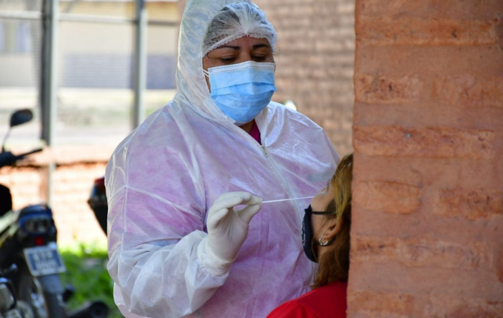 COVID en Corrientes: una persona murió y detectaron 61 nuevos contagios
